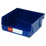 SHUTER Heavy Duty Storage Hang Bins [HB-235] - Blue - Box Perkakas